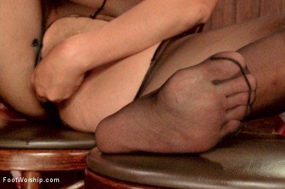 Photo number 13 from Wiggling Toes and Fisting: True Romance shot for Foot Worship on Kink.com. Featuring Mickey Mod and Milcah Halili in hardcore BDSM & Fetish porn.