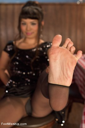 Photo number 4 from Wiggling Toes and Fisting: True Romance shot for Foot Worship on Kink.com. Featuring Mickey Mod and Milcah Halili in hardcore BDSM & Fetish porn.