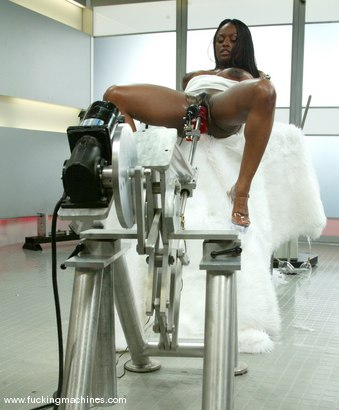 Photo number 2 from Jada Fire shot for Fucking Machines on Kink.com. Featuring Jada Fire in hardcore BDSM & Fetish porn.