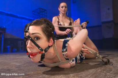 Photo number 2 from Suffering and Orgasms shot for Whipped Ass on Kink.com. Featuring Lily LaBeau and Bella Rossi in hardcore BDSM & Fetish porn.