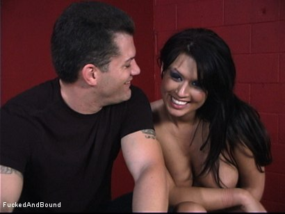 Photo number 15 from Face Fucked Bitch shot for Brutal Sessions on Kink.com. Featuring Eva Angelina and Chris Cannon in hardcore BDSM & Fetish porn.
