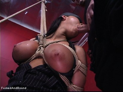 Photo number 4 from Face Fucked Bitch shot for Brutal Sessions on Kink.com. Featuring Eva Angelina and Chris Cannon in hardcore BDSM & Fetish porn.