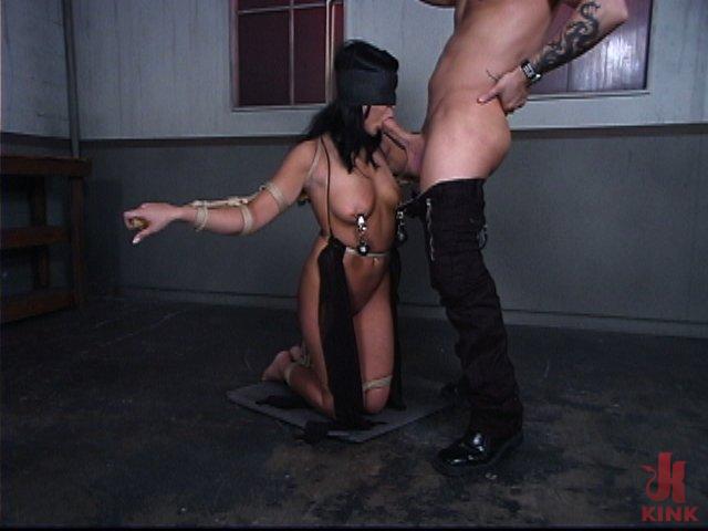 Photo number 11 from Latina Cum Gobblet shot for Brutal Sessions on Kink.com. Featuring Lorena Sanchez and Kurt Lockwood in hardcore BDSM & Fetish porn.