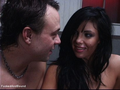 Photo number 15 from Latina Cum Gobblet shot for  on Kink.com. Featuring Lorena Sanchez and Kurt Lockwood in hardcore BDSM & Fetish porn.
