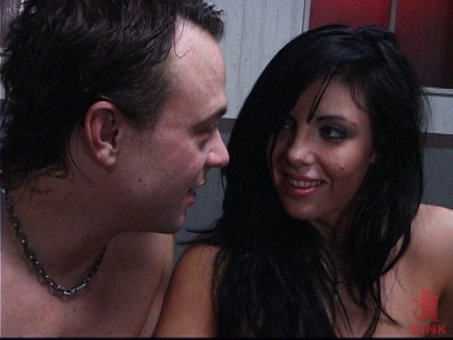 Photo number 15 from Latina Cum Gobblet shot for Brutal Sessions on Kink.com. Featuring Lorena Sanchez and Kurt Lockwood in hardcore BDSM & Fetish porn.