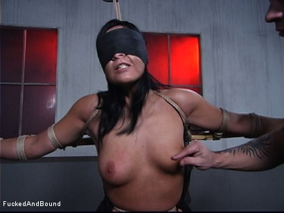 Photo number 2 from Latina Cum Gobblet shot for  on Kink.com. Featuring Lorena Sanchez and Kurt Lockwood in hardcore BDSM & Fetish porn.