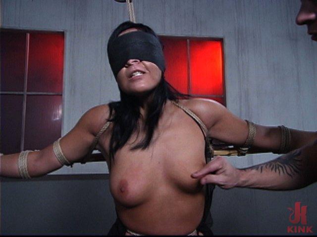 Photo number 2 from Latina Cum Gobblet shot for Brutal Sessions on Kink.com. Featuring Lorena Sanchez and Kurt Lockwood in hardcore BDSM & Fetish porn.