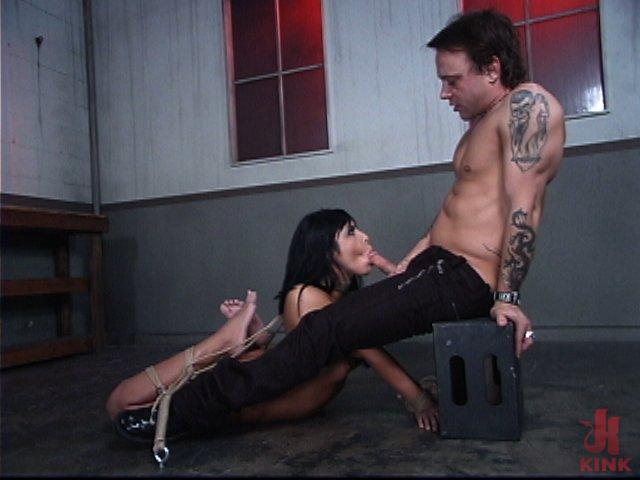 Photo number 9 from Latina Cum Gobblet shot for Brutal Sessions on Kink.com. Featuring Lorena Sanchez and Kurt Lockwood in hardcore BDSM & Fetish porn.