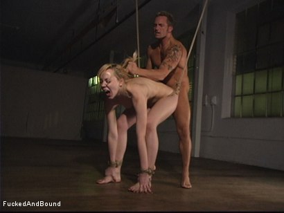 Photo number 13 from Disciplining Annette shot for  on Kink.com. Featuring Annette Schwarz and Marcus London in hardcore BDSM & Fetish porn.