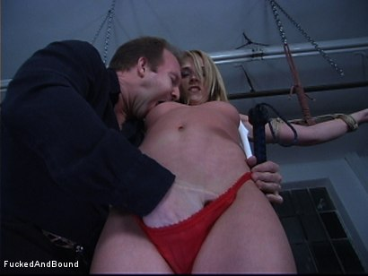 Photo number 1 from The Unpunishable Slave shot for Fucked and Bound on Kink.com. Featuring Brandon Iron and Kelly Wells in hardcore BDSM & Fetish porn.