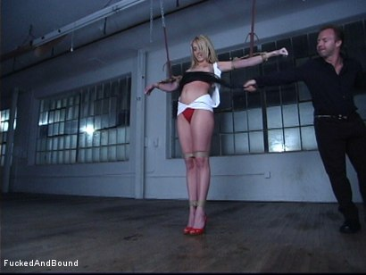 Photo number 2 from The Unpunishable Slave shot for Fucked and Bound on Kink.com. Featuring Brandon Iron and Kelly Wells in hardcore BDSM & Fetish porn.