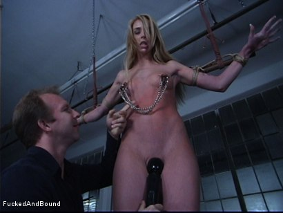 Photo number 4 from The Unpunishable Slave shot for Fucked and Bound on Kink.com. Featuring Brandon Iron and Kelly Wells in hardcore BDSM & Fetish porn.