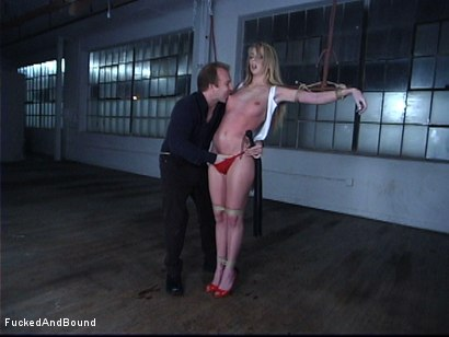 Photo number 3 from The Unpunishable Slave shot for  on Kink.com. Featuring Brandon Iron and Kelly Wells in hardcore BDSM & Fetish porn.