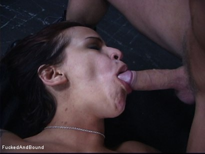 Photo number 10 from The Cock Feeding shot for Fucked and Bound on Kink.com. Featuring Marcus London and Regan Reese in hardcore BDSM & Fetish porn.