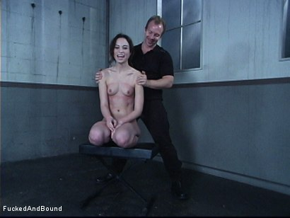 Photo number 16 from Breaking Amber Rayne shot for  on Kink.com. Featuring Amber Rayne and Brandon Iron in hardcore BDSM & Fetish porn.