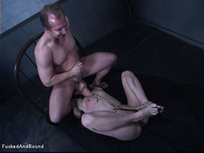 Photo number 9 from Breaking Amber Rayne shot for  on Kink.com. Featuring Amber Rayne and Brandon Iron in hardcore BDSM & Fetish porn.