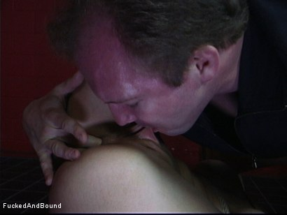 Photo number 10 from The Willing Slave shot for  on Kink.com. Featuring Victoria Sin and Brandon Iron in hardcore BDSM & Fetish porn.