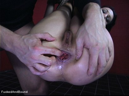 Photo number 16 from The Willing Slave shot for  on Kink.com. Featuring Victoria Sin and Brandon Iron in hardcore BDSM & Fetish porn.