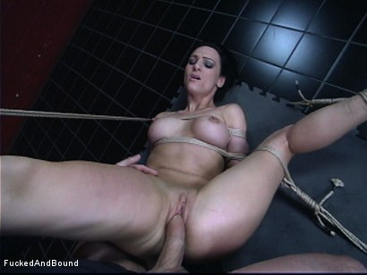 Photo number 8 from The Willing Slave shot for  on Kink.com. Featuring Victoria Sin and Brandon Iron in hardcore BDSM & Fetish porn.