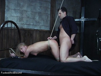 Photo number 14 from Tormenting Kylie Wilde shot for  on Kink.com. Featuring Chris Cannon and Kylie Wilde in hardcore BDSM & Fetish porn.