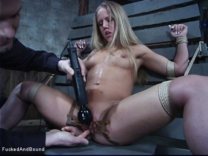 Photo number 7 from Tormenting Kylie Wilde shot for  on Kink.com. Featuring Chris Cannon and Kylie Wilde in hardcore BDSM & Fetish porn.