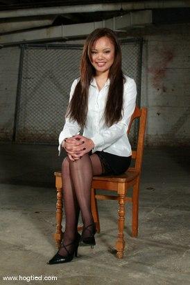 Photo number 1 from Annie Cruz shot for Hogtied on Kink.com. Featuring Annie Cruz in hardcore BDSM & Fetish porn.