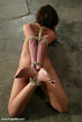 Photo number 13 from Annie Cruz shot for Hogtied on Kink.com. Featuring Annie Cruz in hardcore BDSM & Fetish porn.