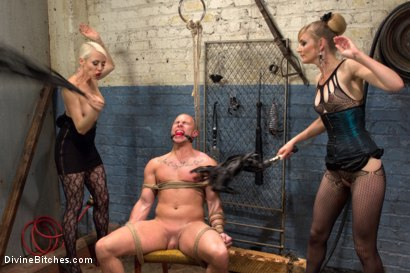Photo number 6 from Femdom Revenge: Lorelei Lee and Mona Wales Punish Misbehaved Man shot for Divine Bitches on Kink.com. Featuring Mona Wales, Eli Hunter and Lorelei Lee in hardcore BDSM & Fetish porn.