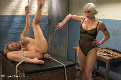 Photo number 3 from Complete Submission of Darling shot for Whipped Ass on Kink.com. Featuring Dee Williams and Lorelei Lee in hardcore BDSM & Fetish porn.