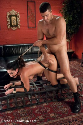 Photo number 7 from Total Submission of India Summer shot for Sex And Submission on Kink.com. Featuring Ramon Nomar and India Summer in hardcore BDSM & Fetish porn.