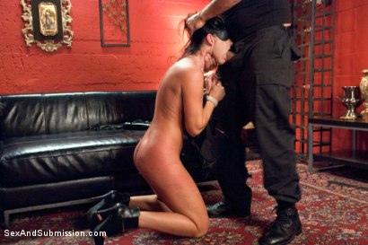 Photo number 4 from Total Submission of India Summer shot for Sex And Submission on Kink.com. Featuring Ramon Nomar and India Summer in hardcore BDSM & Fetish porn.