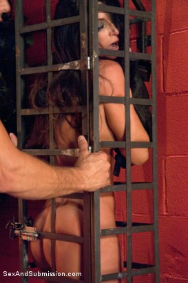 Photo number 6 from Total Submission of India Summer shot for Sex And Submission on Kink.com. Featuring Ramon Nomar and India Summer in hardcore BDSM & Fetish porn.