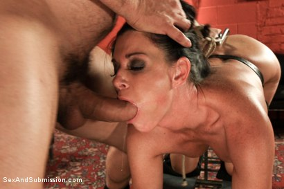 Photo number 11 from Total Submission of India Summer shot for Sex And Submission on Kink.com. Featuring Ramon Nomar and India Summer in hardcore BDSM & Fetish porn.