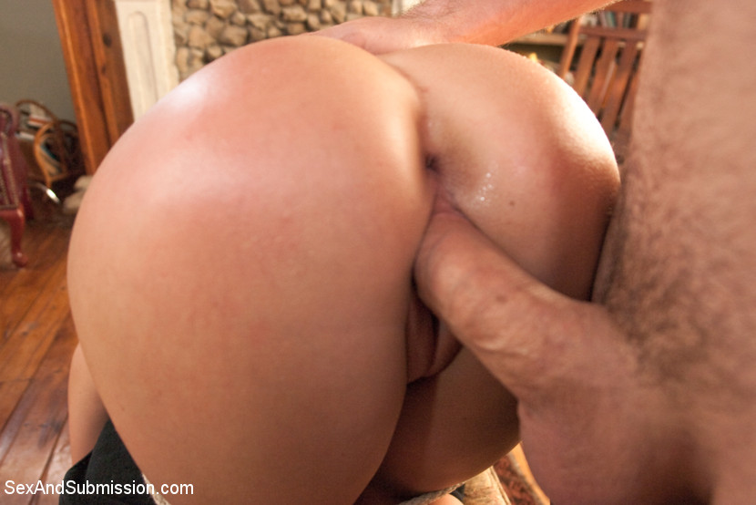 Penny becomes a submissive sex slave after rough fuck 2