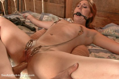 Photo number 11 from BEST of SAS: The Rancher's Daughter shot for Sex And Submission on Kink.com. Featuring James Deen and Rose Red in hardcore BDSM & Fetish porn.