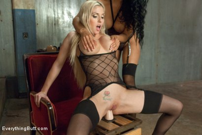 Photo number 4 from Anal Slut shot for Everything Butt on Kink.com. Featuring Christie Stevens and Isis Love in hardcore BDSM & Fetish porn.