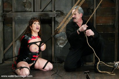 Photo number 6 from Ava Devine shot for Water Bondage on Kink.com. Featuring Ava Devine in hardcore BDSM & Fetish porn.
