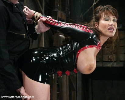 Photo number 1 from Ava Devine shot for Water Bondage on Kink.com. Featuring Ava Devine in hardcore BDSM & Fetish porn.