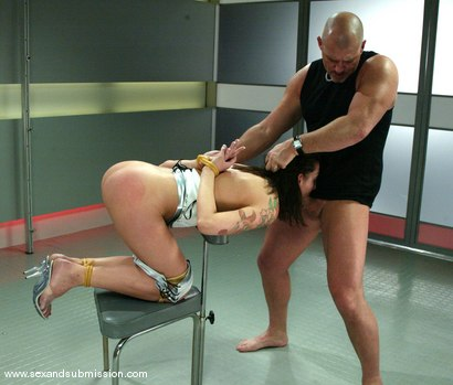 Photo number 12 from Mark Davis and Lexi Bardot shot for Sex And Submission on Kink.com. Featuring Mark Davis and Lexi Bardot in hardcore BDSM & Fetish porn.