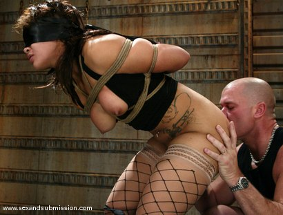 Photo number 5 from Mark Davis and DragonLily shot for Sex And Submission on Kink.com. Featuring Mark Davis and DragonLily in hardcore BDSM & Fetish porn.
