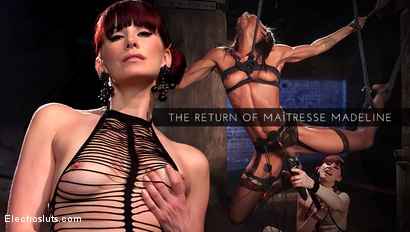 The Return of Maitresse Madeline