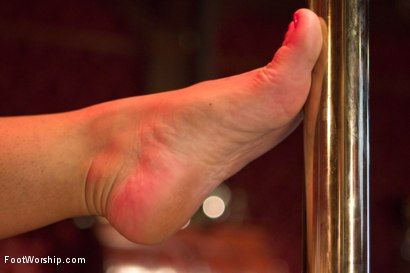 Photo number 8 from Stripper Toes, Shrimping & Squirt: A VIP Room Foot Job shot for Foot Worship on Kink.com. Featuring Savannah Fox and Mickey Mod in hardcore BDSM & Fetish porn.
