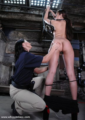 Photo number 4 from Sandra Romain and Annie Cruz shot for Whipped Ass on Kink.com. Featuring Sandra Romain and Annie Cruz in hardcore BDSM & Fetish porn.