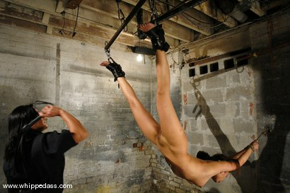 Photo number 8 from Sandra Romain and Annie Cruz shot for Whipped Ass on Kink.com. Featuring Sandra Romain and Annie Cruz in hardcore BDSM & Fetish porn.