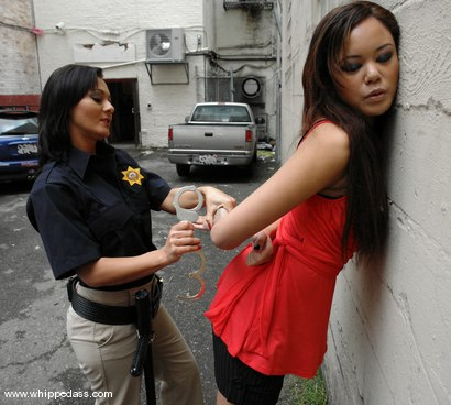 Photo number 2 from Sandra Romain and Annie Cruz shot for Whipped Ass on Kink.com. Featuring Sandra Romain and Annie Cruz in hardcore BDSM & Fetish porn.