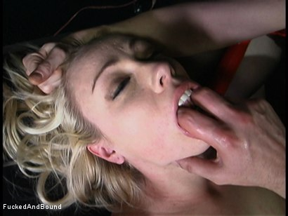 Photo number 14 from Stuffing the Holes shot for  on Kink.com. Featuring Adrianna Nicole, Nina Hartley and Chris Cannon in hardcore BDSM & Fetish porn.