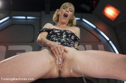 Photo number 14 from Oh oh Her She CUMS, she's a MACHINE SQUIRTER! Mona Wales gets us Wet shot for Fucking Machines on Kink.com. Featuring Mona Wales in hardcore BDSM & Fetish porn.