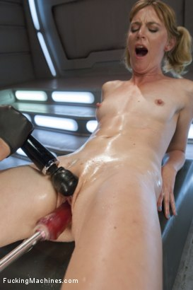 Photo number 15 from Oh oh Her She CUMS, she's a MACHINE SQUIRTER! Mona Wales gets us Wet shot for Fucking Machines on Kink.com. Featuring Mona Wales in hardcore BDSM & Fetish porn.