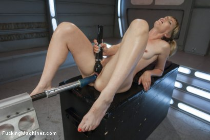 Photo number 11 from Oh oh Her She CUMS, she's a MACHINE SQUIRTER! Mona Wales gets us Wet shot for Fucking Machines on Kink.com. Featuring Mona Wales in hardcore BDSM & Fetish porn.