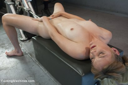 Photo number 9 from Oh oh Her She CUMS, she's a MACHINE SQUIRTER! Mona Wales gets us Wet shot for Fucking Machines on Kink.com. Featuring Mona Wales in hardcore BDSM & Fetish porn.